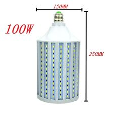 100W Watts LED Corn Bulb Lamp - Save money with LED lights - E 26 and E39