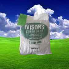 10 kg HEAVY DUTY LANDSCAPE LAWN SEED GRASS SEED PLAY AREAS IVISONS SEEDS NEW