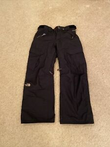 THE NORTH FACE HyVent Black Ski Trousers size S