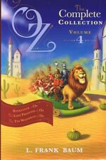 OZ Complete Collection Volume 4 L FRANK BAUM Rinkitink Lost Princess Tin Woodman