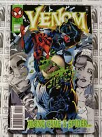 Venom Along Came a Spider (1996) Marvel - #4, Larry Hama/Joe St. Pierre, FN