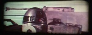 'This is Scope 2' Derann super 8mm sound film. Cinemascope. Star Wars.
