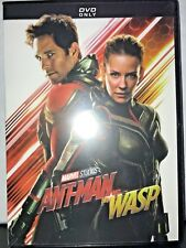 BRAND NEW/SEALED Ant-Man And The Wasp (DVD 2018) FREE SHIPPING/SHIPS w/in 24 HRS