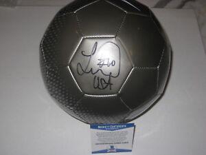 LANDON DONOVAN (LA Galaxy) Signed Nike SOCCER BALL w/ Beckett COA