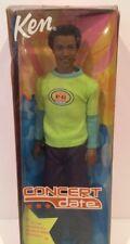 Mattel 2001 Barbie - Concert Date Ken, African American Black, New in Box Marks