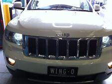 3157 super white 80W LED bulb for JEEP Grand Cherokee 2010-2012 DRL error free