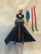 Star Wars Clone Wars Asajj Ventress CW15 Action Figure Hasbro 2008