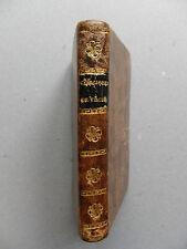 VIRGILE, LES GÉORGIQUES, DELILLE, 1808