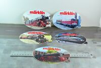 Marklin 5 Train - Locomotive Stickers ( about 5 1/2 inches long )