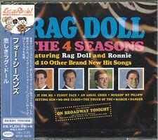 FOUR SEASONS-RAG DOLL-JAPAN CD C15