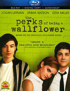 The Perks of Being a Wallflower BLU-RAY Stephen Chbosky(DIR)