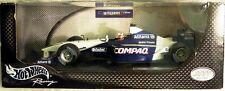 1/18 Hot Wheels 50201 Williams F1 Team Fw23 Juan Pablo Montoya 2001
