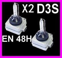 AMPOULES LAMPE FEU PHARE XENON DS3 DE RECHANGE REMPLACEMENT KIT HID FEUX 12V 35W