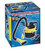 ASPIRAPOLVERE A BIDONE 12V 160W COD. 72130