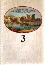A6 Alfabeto Napoletano vol. 3 Renato de Falco Colonnese ed. 1994