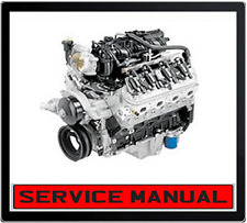 GM VORTEC 6.0L LQ4 LQ9 ENGINE WORKSHOP SERVICE REPAIR MANUAL in  DVD