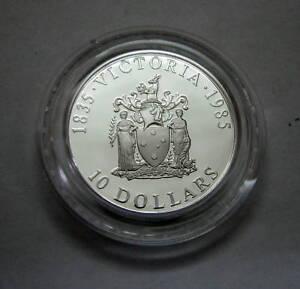 1980 AUSTRALIA PROOF COIN SET FOAM CERTIFICATE NO SCRATCHES