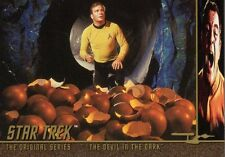 Star Trek Original TOS Season 1 Chase Character Log C51 Devil Dark