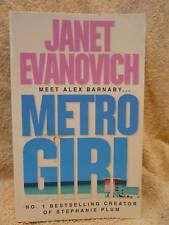 METRO GIRL JANET EVANOVICH P/B LGE