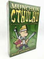 New Munchkin Cthulhu Game 1447 Steve Jackson Games 2013 168 Cards Sealed Box-014