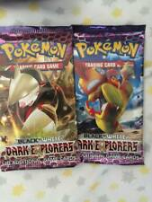 Pokemon Black and White DARK EXPLORERS booster pack