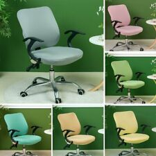 Universal Stretchable Office Computer Chair Covers Rotate Swivel Seat Protector