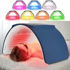 Fold 7 Colors LED Photon Light Therapy Skin Rejuvenation PDT Lamp Machine