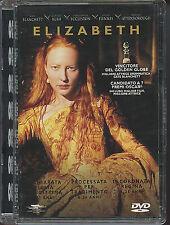 Elizabeth DVD JEWEL BOX