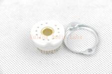 6pcs*13 pin ceramic nixie tube socket for Z560M ZM1020 SZ-8 QS30-1
