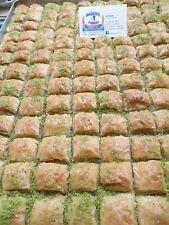 3,3 Baklava Eine Variety (Walnut) Frisch (Akdeniz Baked Goods 1997)