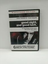 Good Night, and Good Luck (Widescreen Ed DVD