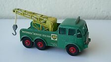 "CAMION DEPANNAGE "" BP MATCHBOX LESNEY "" SERIES KING SIZE N°12 BREAKDOWN TRACTOR"