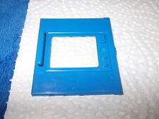 Lego Duplo für Schrank Tür Puppenhaus Tür Blau Ofen Backofen 6469