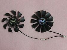 95mm ASUS GTX780 GTX780TI R9 280X 290 290X Dual Fan FD9015U12S 5Pin 0.55A R166c