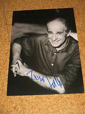La Grande Bellezza Toni Servillo Original Autograph great photo!