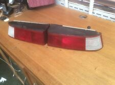 Alfa Romeo 164 tail light RHS and LHS White ENDS  EOFY SAlE Cheap as