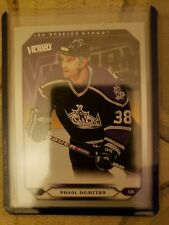 2005-06 Upper Deck Series Two Victory UPDATE Pavol Demitra Los Angeles Kings