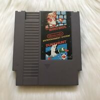Duck Hunt and Super Mario Bros. DUO (Nintendo Entertainment System, 1985) NES