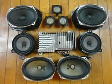 Bose 10-Piece Car Sound System *Powered* Speakers Nissan Maxima 2009-2014