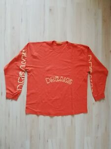 Shindy DREAMS Pullover Longsleeve orange Baumwolle XXL
