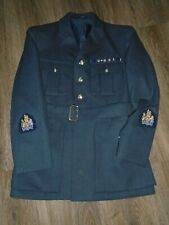 RAF MANS WARRANT OFFICER NO.1 DRESS UNIFORM JACKET AND TROUSERS CHEST 96CM 38""