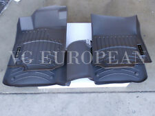 Mercedes-Benz W166 X166 ML GL Class Genuine All Season Floor Mat Set Liner NEW