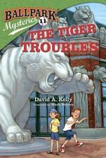 A Stepping Stone Book Ser.: The Tiger Trouble by David A. Kelly (2015,.