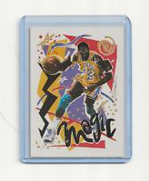 1990 Hoops Magic Johnson #367 MINT