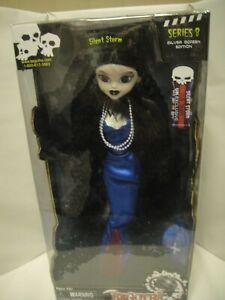 "Bleeding Edge Goth Doll ""Silent Storm"" UK Exclusive"