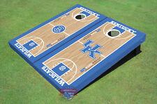 University Of Kentucky Alternating Uk Logo & Rupp Arena Basketball Court Custom