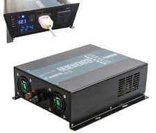 12V/24V/48V DC to 240V AC 50HZ 1000W Off Grid Pure Sine Wave Car Power Inverter