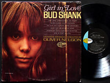 BUD SHANK OLIVER NELSON Girl In Love LP WORLD PACIFIC WP-1853 US 1966 JAZZ MONO