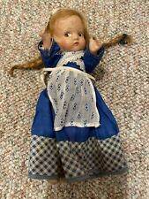 "Antique 8"" Composition Baby Doll Worlds Fair New York 1939 Madame Alexander?"