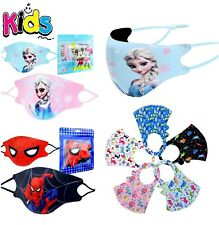 Children's School Kids Breathable Face Mask Washable Reusable Protection Cover
